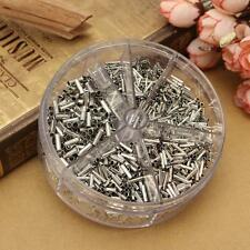 1900pcs Insulated  Copper Crimp Wire Connector Cord Pin End Terminal 0.5-2.5mm²