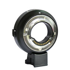 EF-EMT Aperture Control Lens Adapter for Canon EOS EF Lens to Micro M4/3 Camera