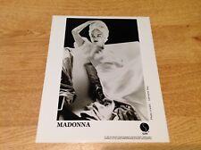 MADONNA vintage 1990 Vogue promo photo #5
