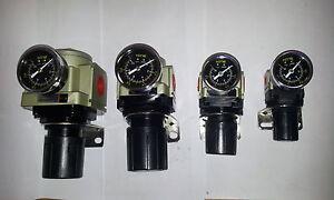 """Luft  1/2"""" Druckminderer Druckregler ETAR4000-04"""