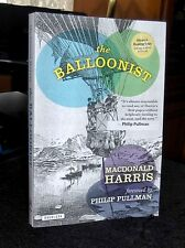 The Balloonist by Macdonald Harris 2012 Advance Reading / Proof Copy Arc Ln
