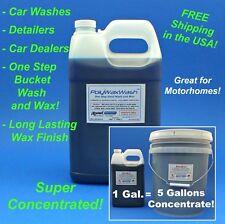 PolyWaxWash Car Wash Soap and Wax
