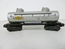 Vintage Lionel Sunoco Dual Dome 6465 Tank Car O Scale Train