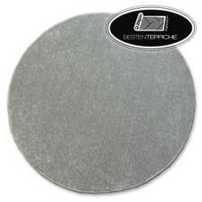 Rund Langlebig Modern Teppichboden UTOPIA taupe große Größen! Teppiche nach Maß