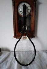 Rare Yamaha Yfg 30 Fiberglass Tennis Racquet Racket Strung Vtg Leather L 4 3/8