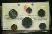 Canada 1977 Prooflike Mint Set.