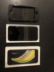 Apple iPhone SE - 256gb - Space Grey (Unlocked) A1723 (CDMA + GSM)