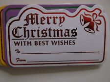 GREETING with merry Christmas CARDS  14 ct