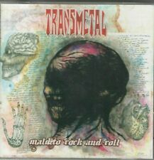 Maldito Rock and Roll TRANSMETAL CD ( BRAND NEW 2019)