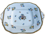 Vintage Aynsley Bone China  Flower Basket Pattern (B204) cake plate