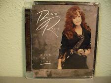 Bonnie Raitt Nick Of Time DVD Audio 5.1 Advanced Resolution