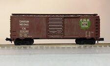 Halloran weathered - Atlas 40' boxcar - Canadian National / CN 528200
