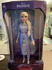 Elsa Disney Store Limited Edition Doll  Frozen 2  17'' Limited Edition 1 of 6800