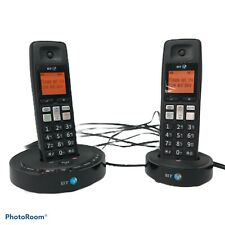 BT3510 Twin Digital Cordless Phone With Answer Machine