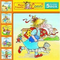 CONNI - CONNI-5-CD HÖRSPIELBOX VOL.1 (5 CD) NEU +++++++++++++++