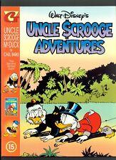 Carl Barks Library Uncle Scrooge Adventures #15 Walt Disney Gladstone 1996