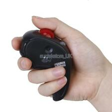 4D USB Wireless Handheld Finger Trackball Optical Mouse