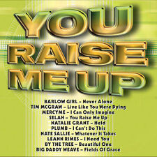 FREE US SH (int'l sh=$0-$3) NEW CD Various: You Raise Me Up