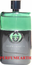 GUCCI GUILTY BLACK POUR HOMME (UNBOX) 3.0 OZ EDT SPRAY & NEW NO BOX