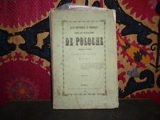 Essai historique et politique sur le royaume de Pologne (1815-1830). 1846.