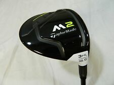 2017 Taylormade M2 16.5* 3 HL Fairway Wood M2 Reax Senior flex Graphite M 2