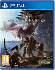 Monster Hunter World | PlayStation 4 PS4 New Preorder