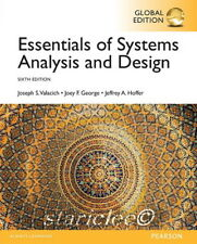 NEW 3 Days to AUS Essentials of Systems Analysis and Design 6th Edition Valacich