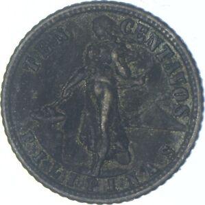 Better Date - 1944 Philippines 10 Centavos - SILVER *729