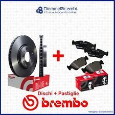 KIT DISCHI + PASTIGLIE ANTERIORI BREMBO AUDI - SEAT - SKODA - VOLKSWAGEN > 288mm