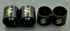 Samix RC Element RC Enduro Brass 17g Center Driveshaft Cap Set END-4043