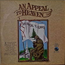 AN APPEAL TO HEAVEN Early American Hymns, Anthems, Psalms...M1975LP
