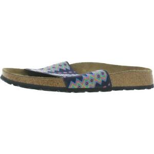 Papillio by Birkenstock Womens Belau Leather Footbed Sandals Shoes BHFO 3102