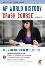 AP(R) World History Crash Course Book + Online (Advanced Placement (AP) Crash Co