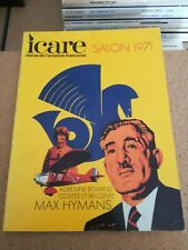 ICARE N°58  ADRIENNE BOLLAND  /  COSTES ET BELLONTE  / MAX HYMANS