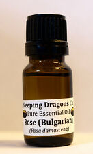 Bulgarian Rose Essential Oil, 10mLs 100% Pure Undiluted Therapeutic Aromatherapy