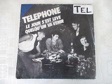 45 tours Telephone - Le jour s'est leve