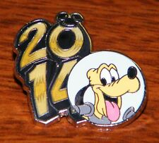 Disney Official Trading Pin Year 2014 Pluto the Dog! Authentic Original!