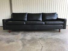 Thayer Coggin Milo Baughman Mid Century Modern Vintage Sofa Couch
