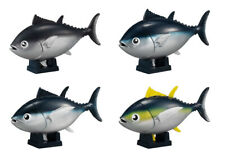Bandai Tuna Piece 3D Puzzle Gashapon Figure Model Kit set 4 pcs