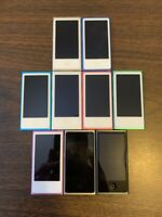 Apple iPod Nano 7th / 8th Generation 16GB - Any Color - Bundle