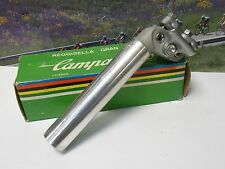 Campagnolo Gran Sport  seat post 27.4 mm 130mm , NOS seatpost seatpin