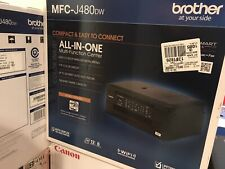 Brand New Brother MFC-J480dw Wireless Duplex Color Inkjet All-in-One Printer