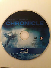 Chronicle (Blu-ray Disc, 2015) Blu Ray Disc Only-Replacement Disc