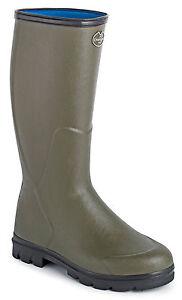 Le Chameau Anjou Evolution Neoprene Wellington Boots