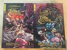 Legends of the Dark Crystal vol 1 2 manga complete series out of print TOKYOPOP