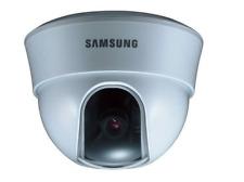 """Samsung SCD-1020P 1/3"""" de alta resolución 600TVL 3.7MM Lente Fijo Noche Cámara Domo"""