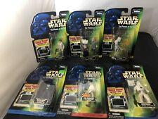 PRINCESSE LEIA ENDOR Loose-Star Wars Pouvoir de la Force Freeze Frame
