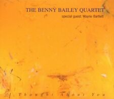 The Benny Bailey Quartet - I Thought About You (Wayne Bartlett) LAIKA RECORDS CD