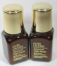 Lot of 2 Estee Lauder Advanced Night Repair Mini 0.5oz/15ml New&Nobox