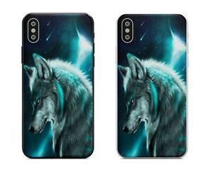 Wolf Moon IPhone Case 6 7 8 Plus X XS XR 11 12 Pro Max Mini